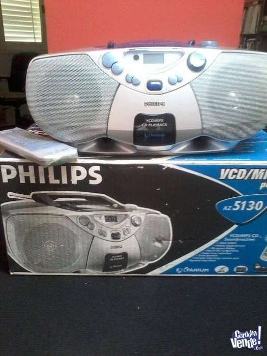 PHILIPS Reproductor de CD VCD/<strong>mp3</strong> CD playback