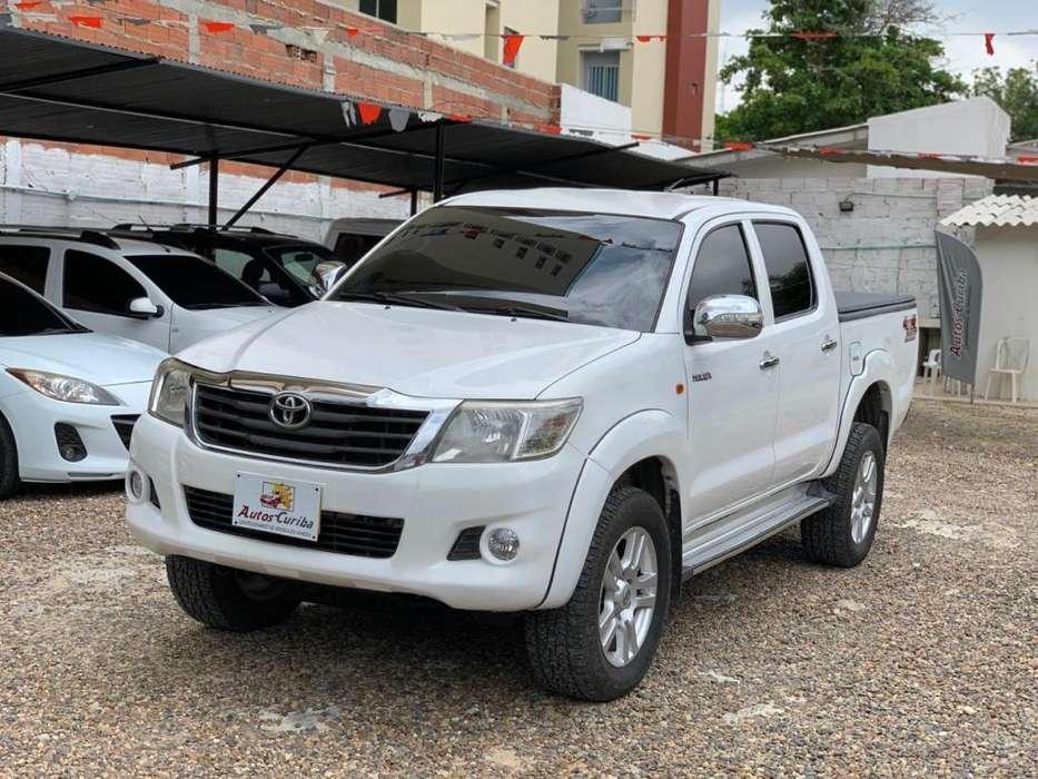Toyota Hilux 2013 - 88000 km