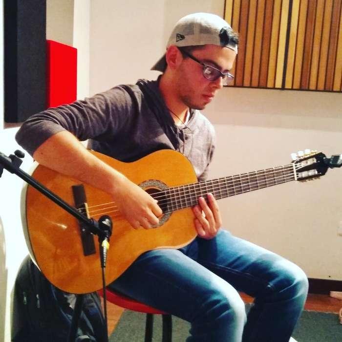 ¡clases de Guitarra!