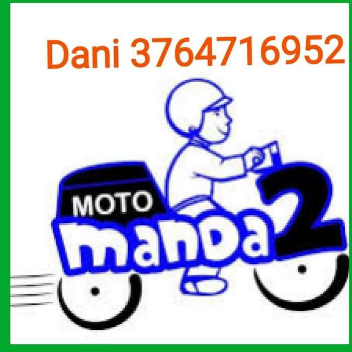 Moto Mandado