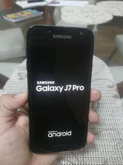 Remato Mi Samsung J7 Pro Perfecto Libre