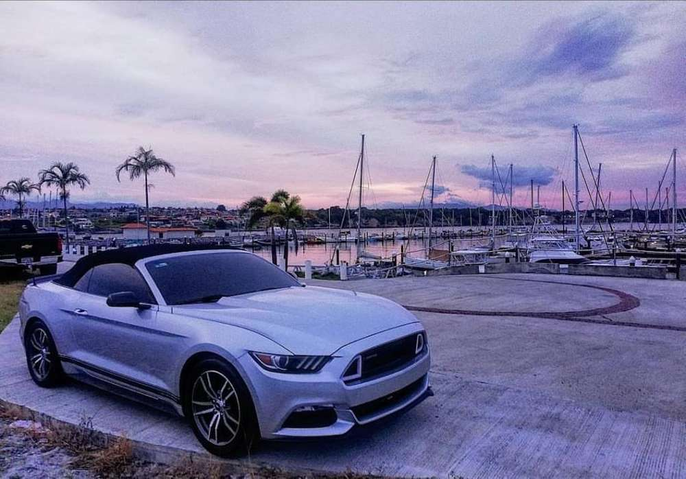 Ford Mustang 2016 - 60000 km