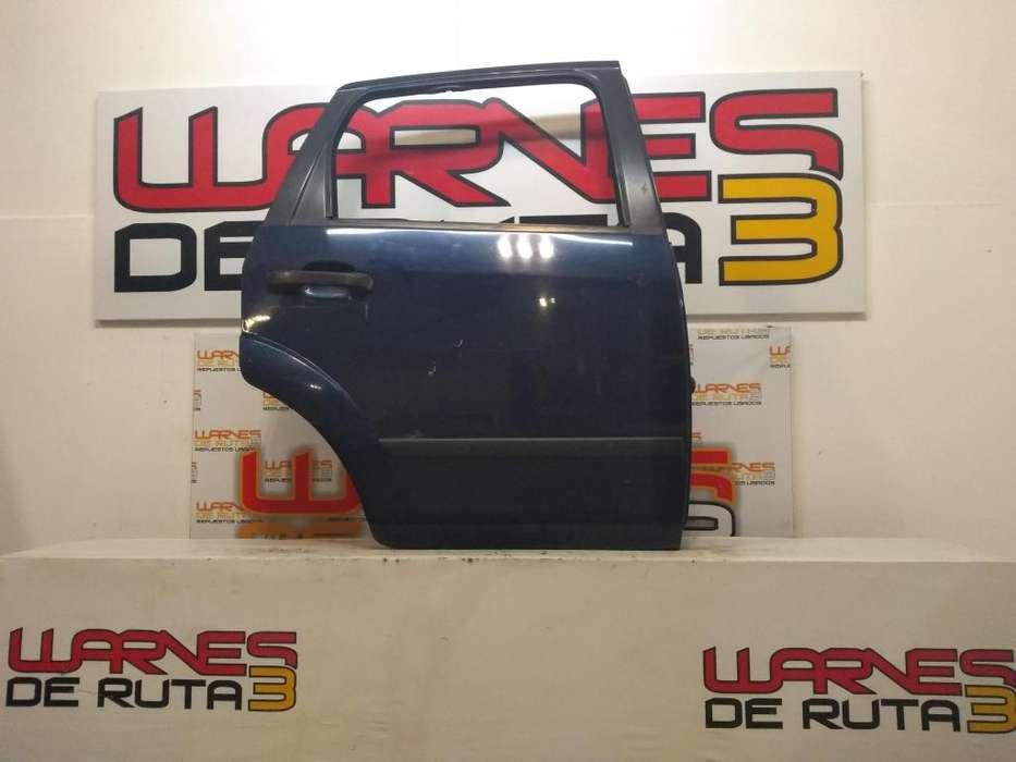 Puerta Trasera Derecha Ford Fiesta Ambiente Max 02736506