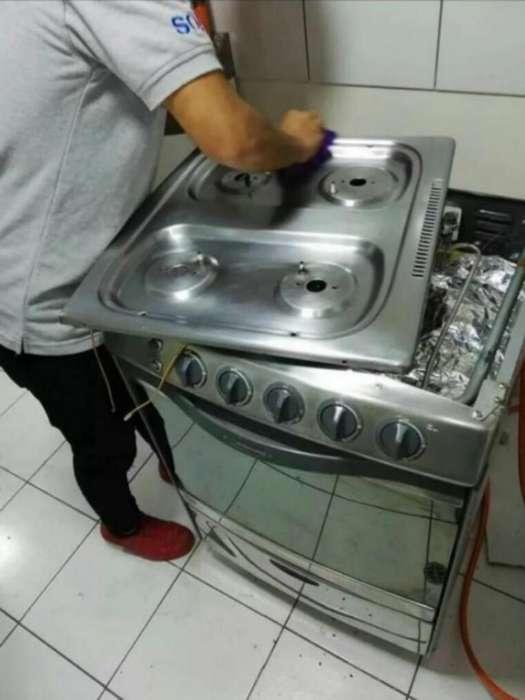 Servicios Técnicos en Cocinas