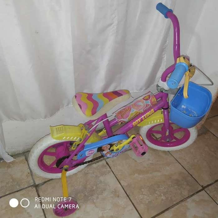 Vendo Bicicleta Soy Luna