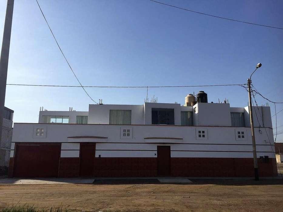 Alquilo Departamenteo 2 Piso. Amoblado. 150 m2. Urbanización San Martín. Pisco. Telefono/whatsapp 989156322.