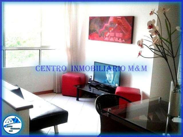 Zona segura Alquiler de Apartamento Amoblado en Medellín