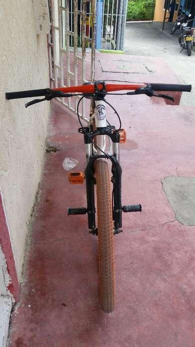 Vendo Bicicleta Rin26
