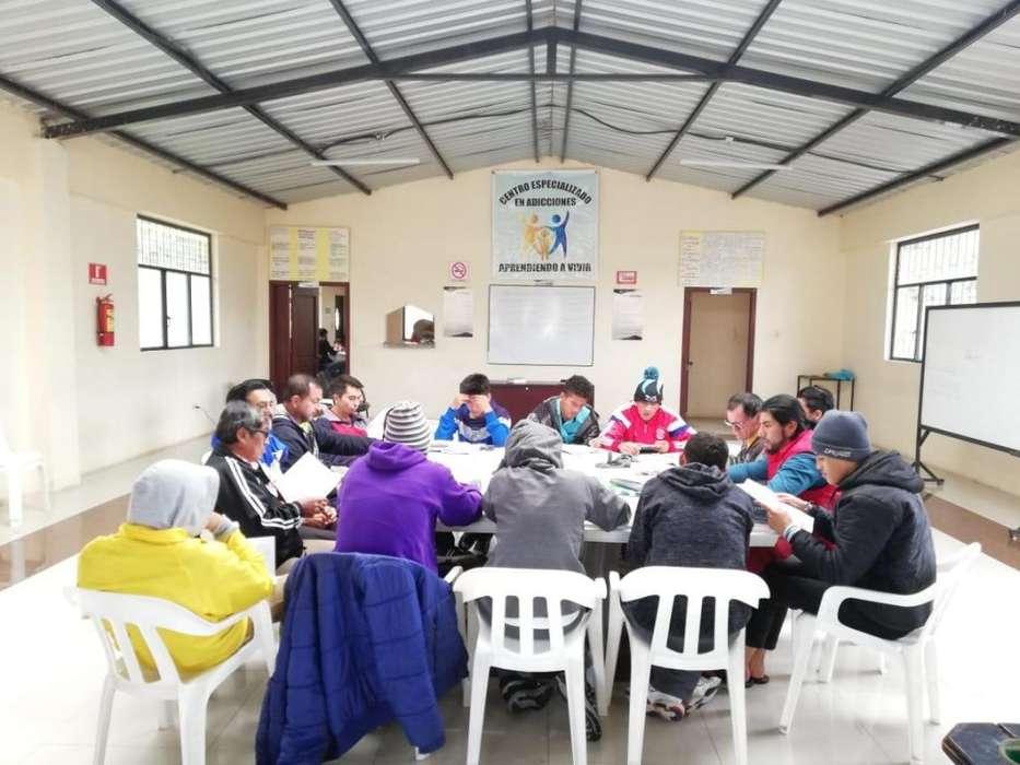 Tratamiento para Adicciones Quito