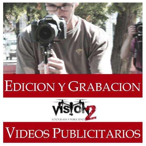 Edición y Grabación de Vídeos Publicitarios