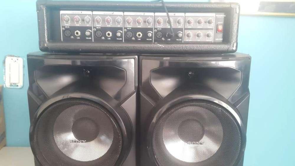 consola mezcladora Soundking Ae42be