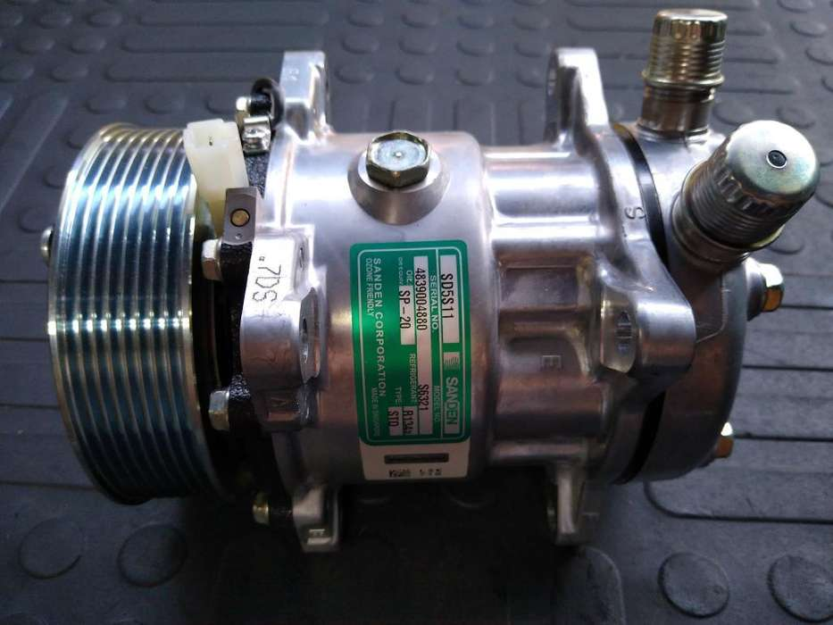 Compresor 507 Sanden Original