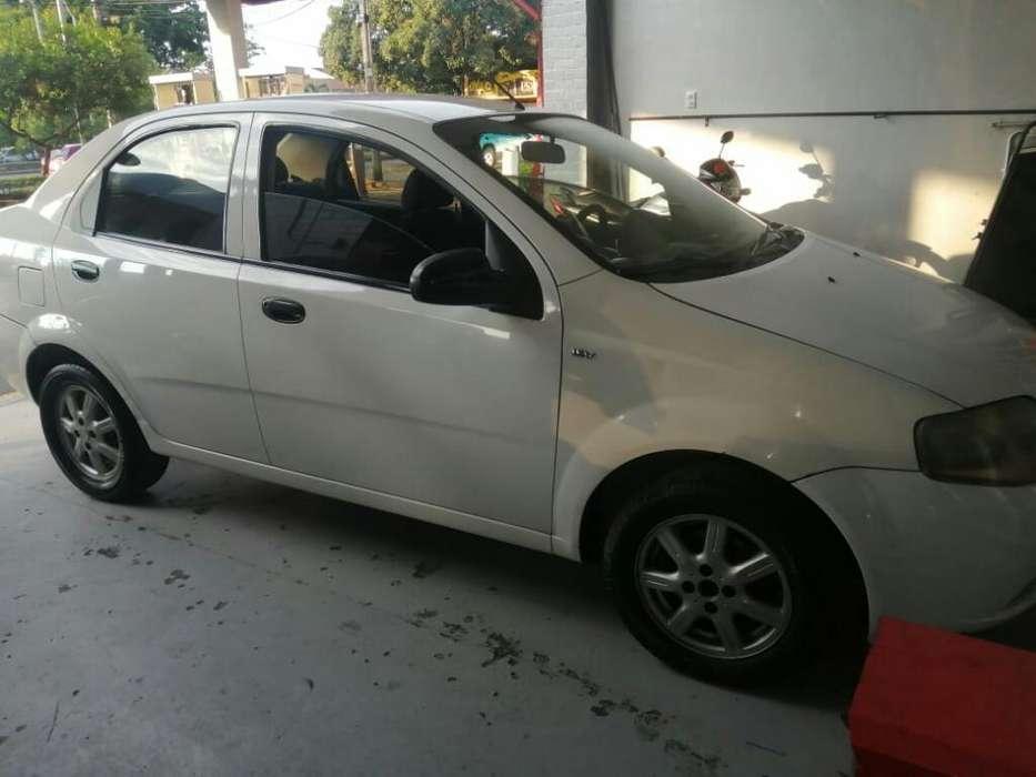 Chevrolet Aveo 2008 - 1400 km