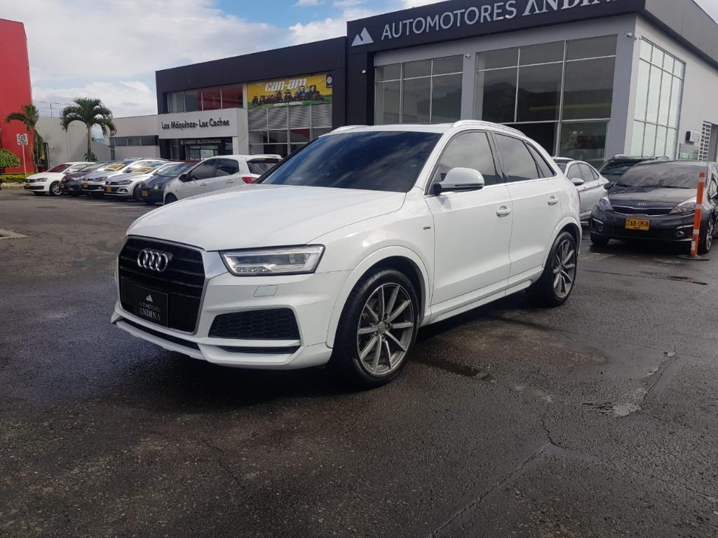 Audi Q3 Sportline Aut Sec Fwd 2018 1.4 874