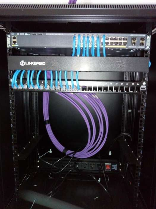 Redes de computo ,cableado estructurado chiclayo