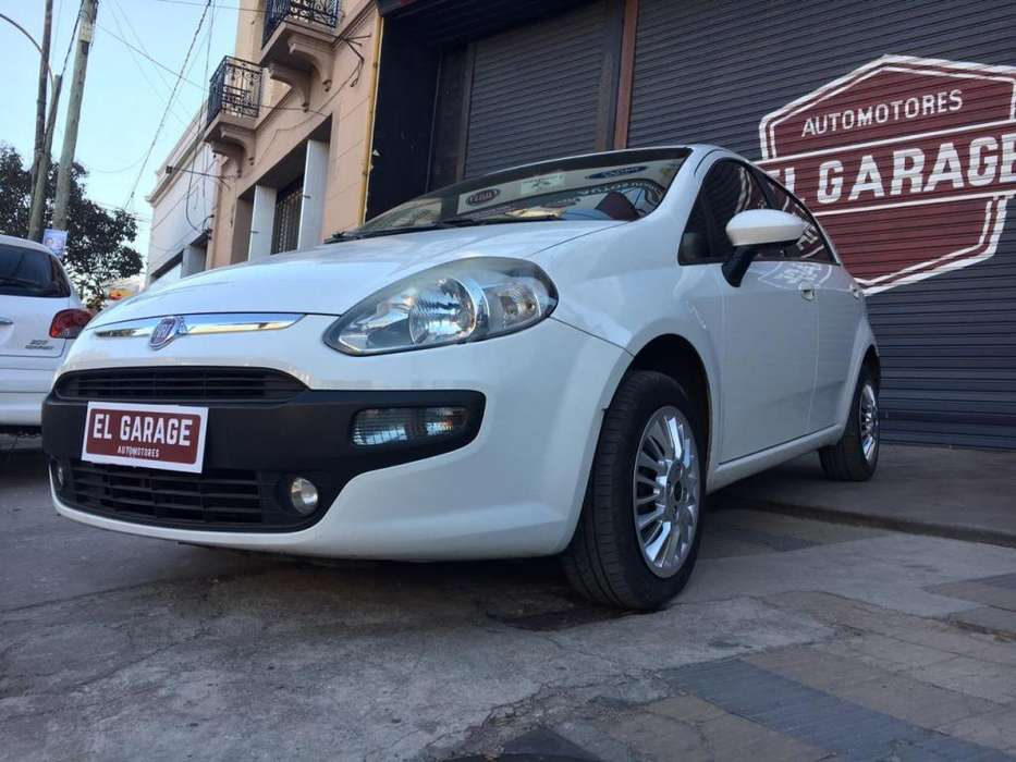 Fiat Punto 2013 Attractive Impecable Autos 1059547811