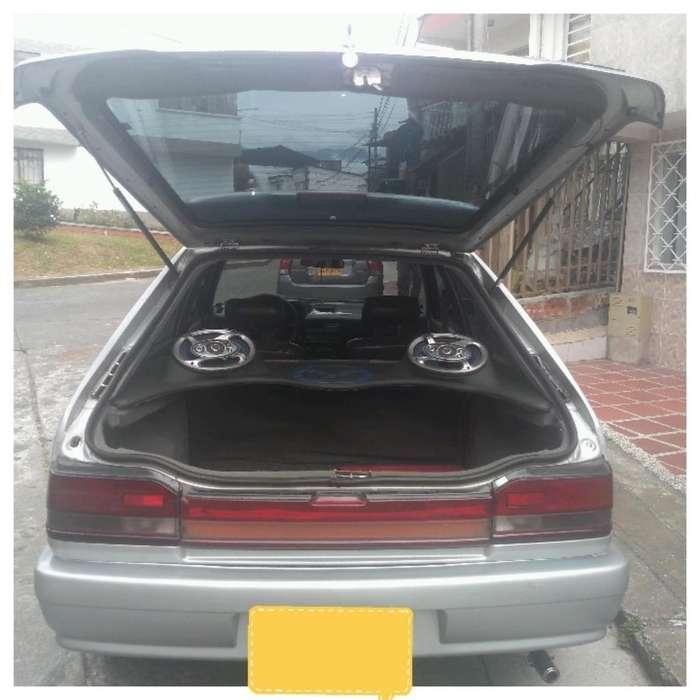 Mazda 323 1987 - 36160 km
