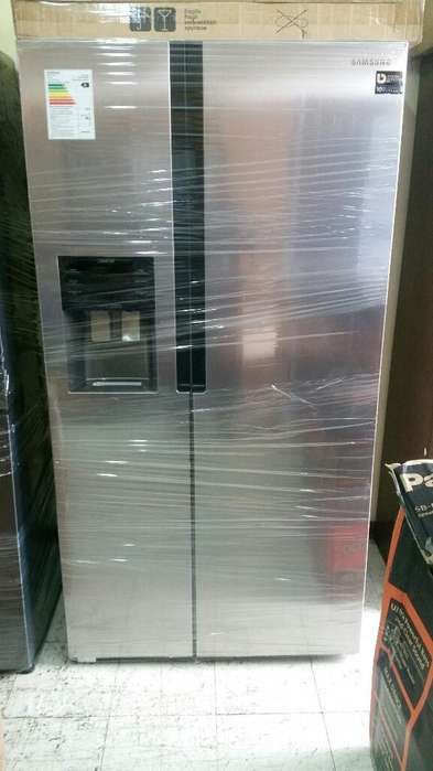Refrigeradora Samsung Side By Side