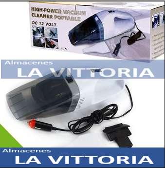 Aspiradora 12V para Auto Con <strong>accesorio</strong>s