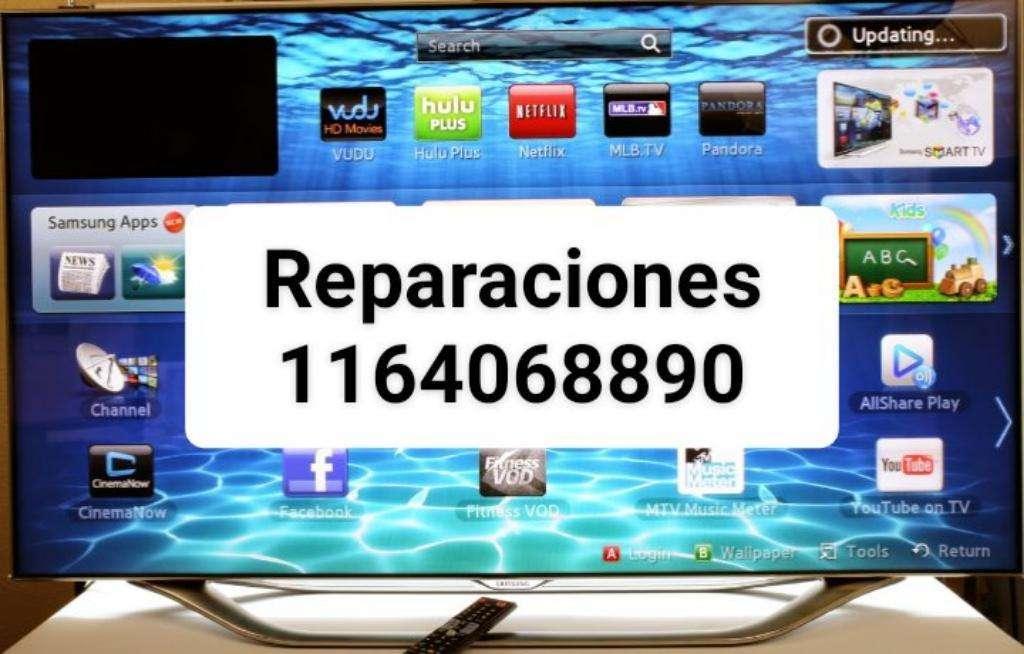 Reparaciones en Smart Tv