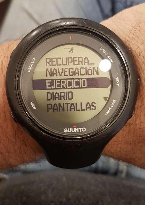 Reloj Smart Suunto Ambit3 Sport excelente estado