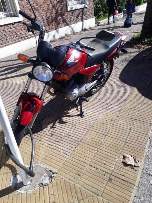Honda Cg Titan 2012 50000 Pesos