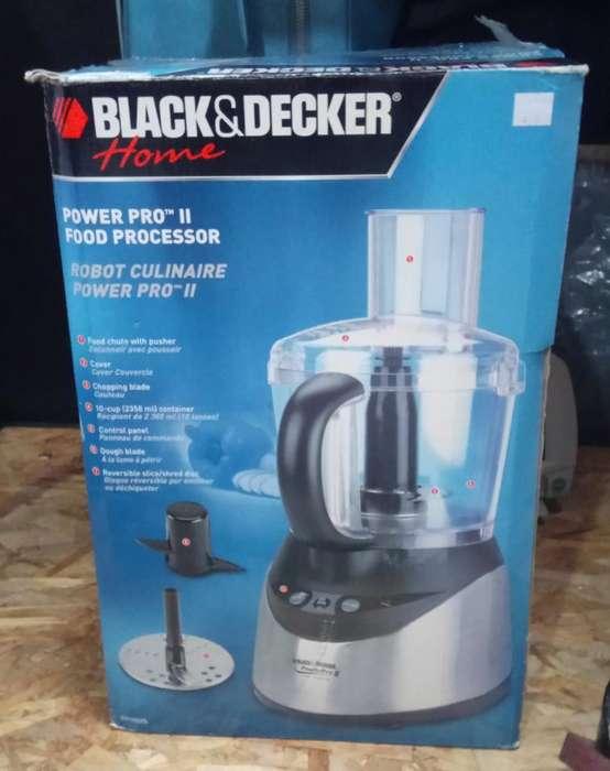 Procesador de Alimentos Black&decker