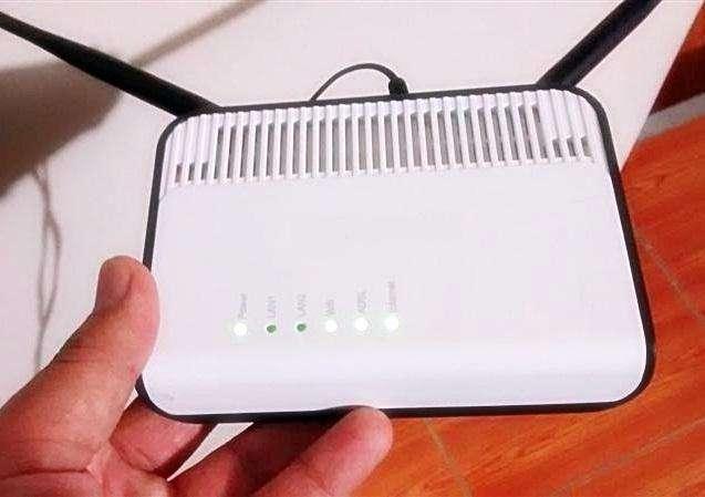 <strong>router</strong> para Wifi
