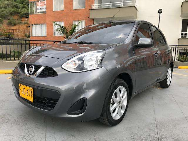 Nissan March 2019 - 23000 km