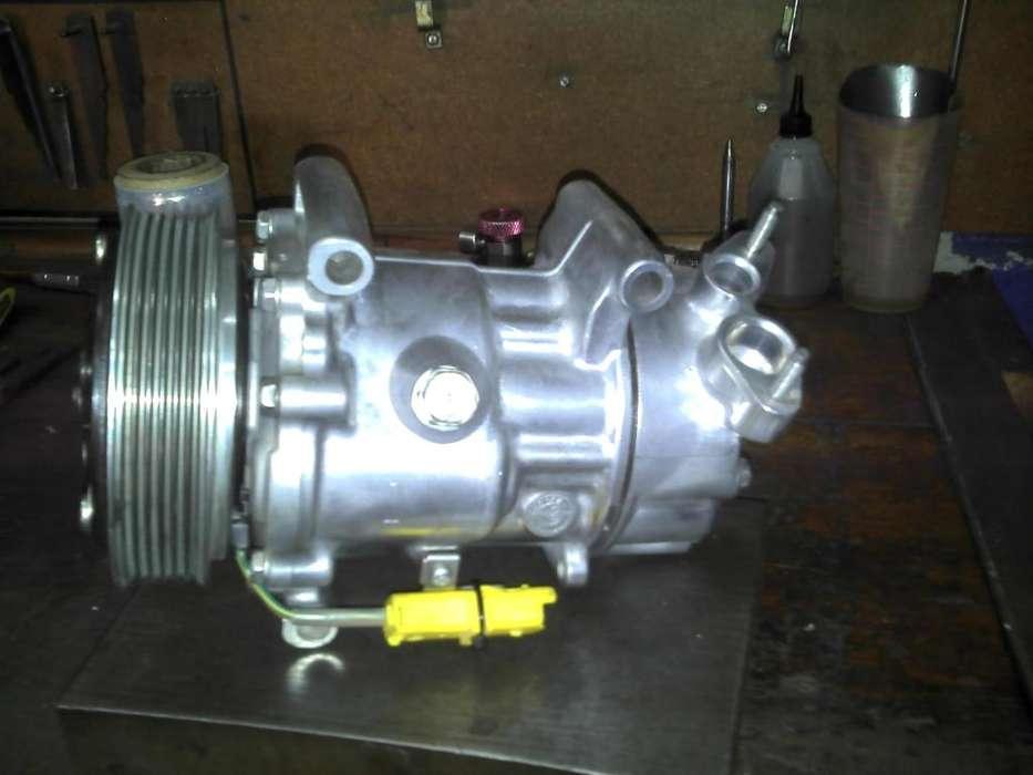 Reparacion de Compresores de AIRE ACONDICIONADO <strong>vehiculo</strong>s