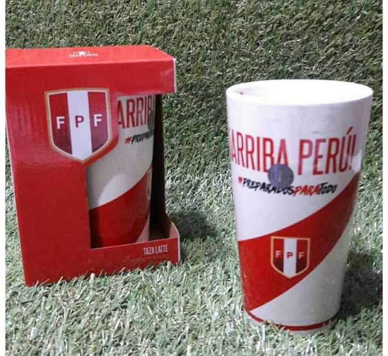 Taza de Perú Alta