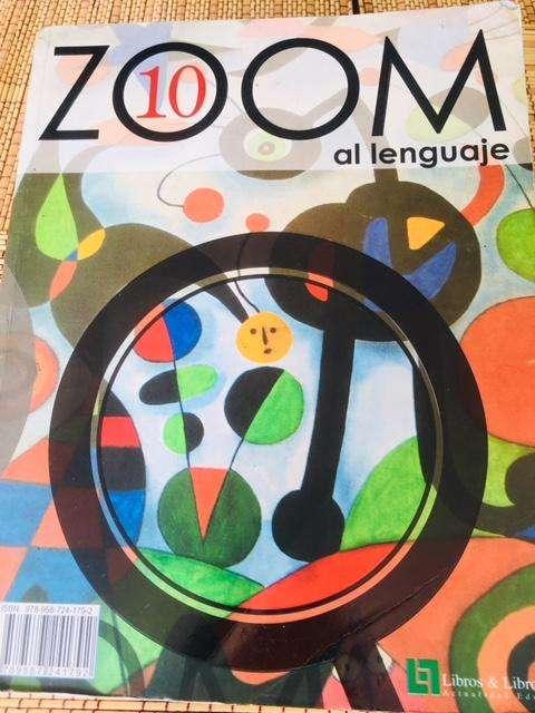 Libro ZOOM al lenguaje grado 10