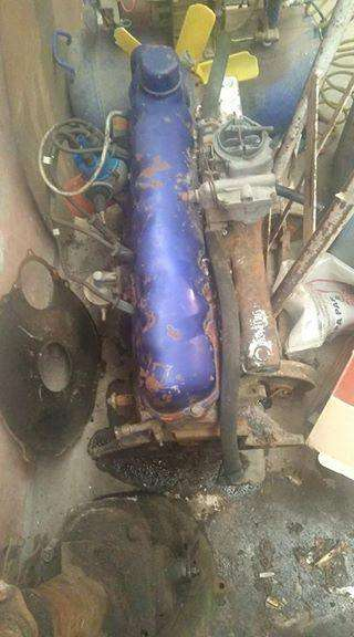 motor ford 221