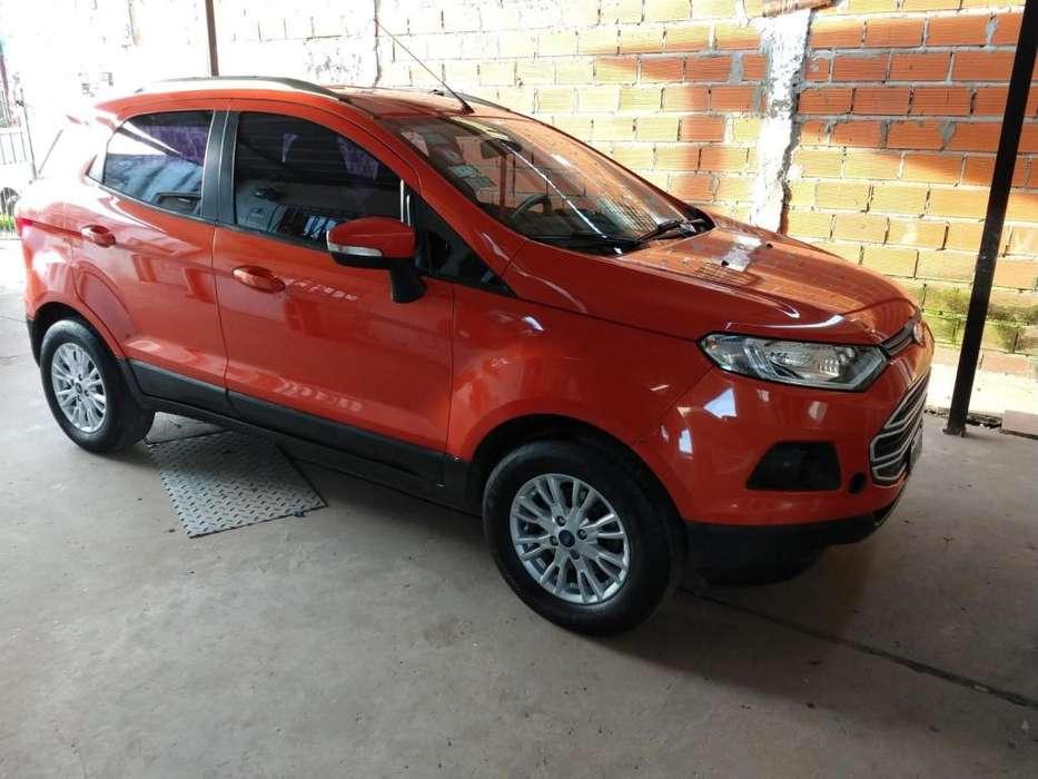 Ford Ecosport 2015 - 135000 km