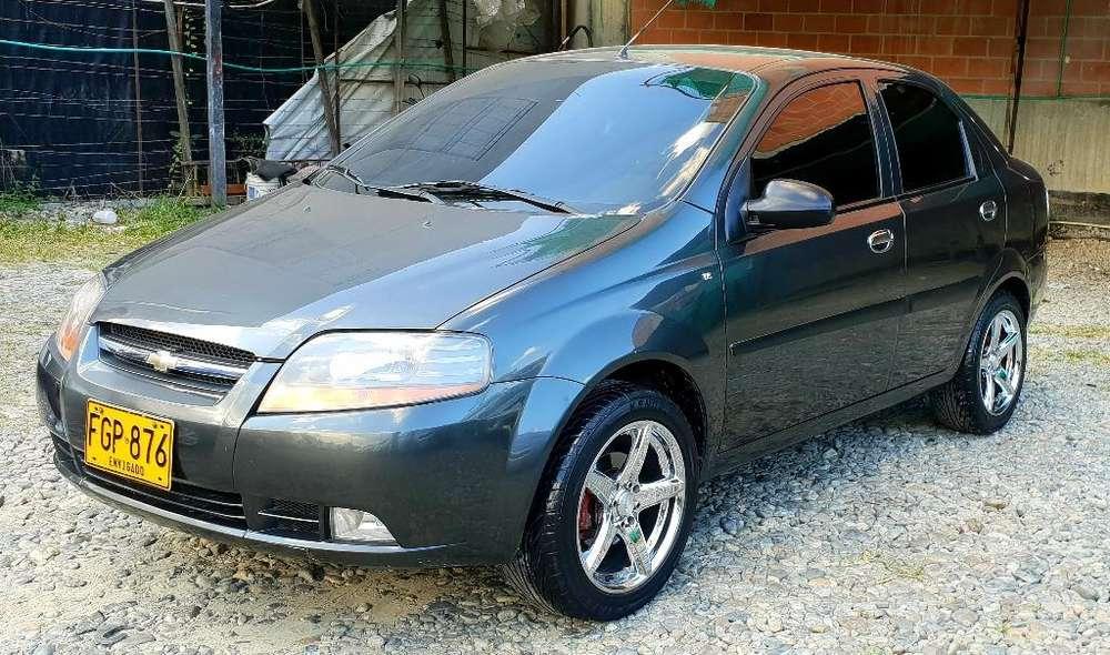 Chevrolet Aveo 2008 - 98000 km