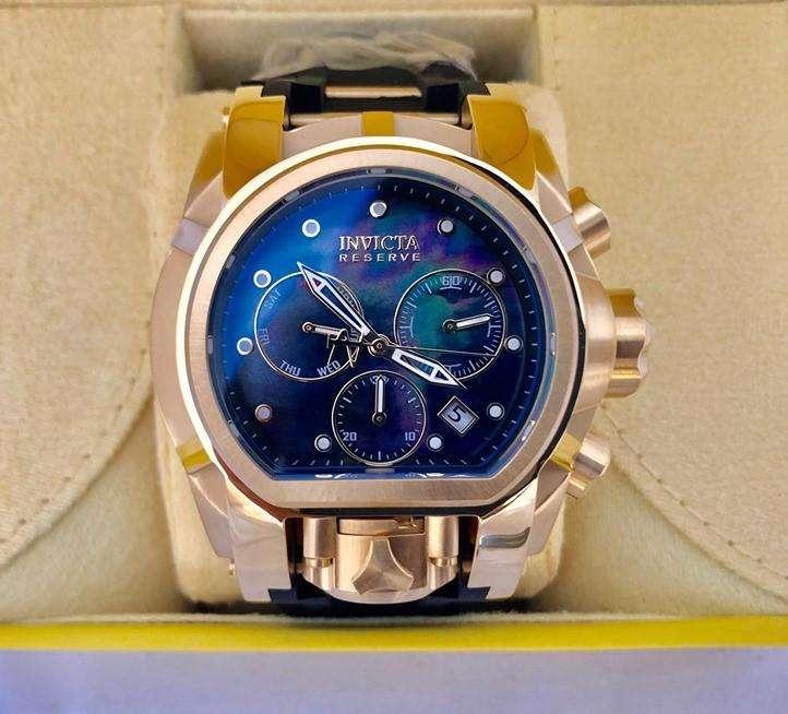 Reloj Invicta Nuevo Original en Venta con Boleta y Garantía