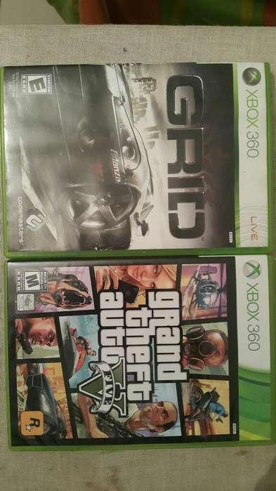 Grand Tef Auto Xbox 360. Grid