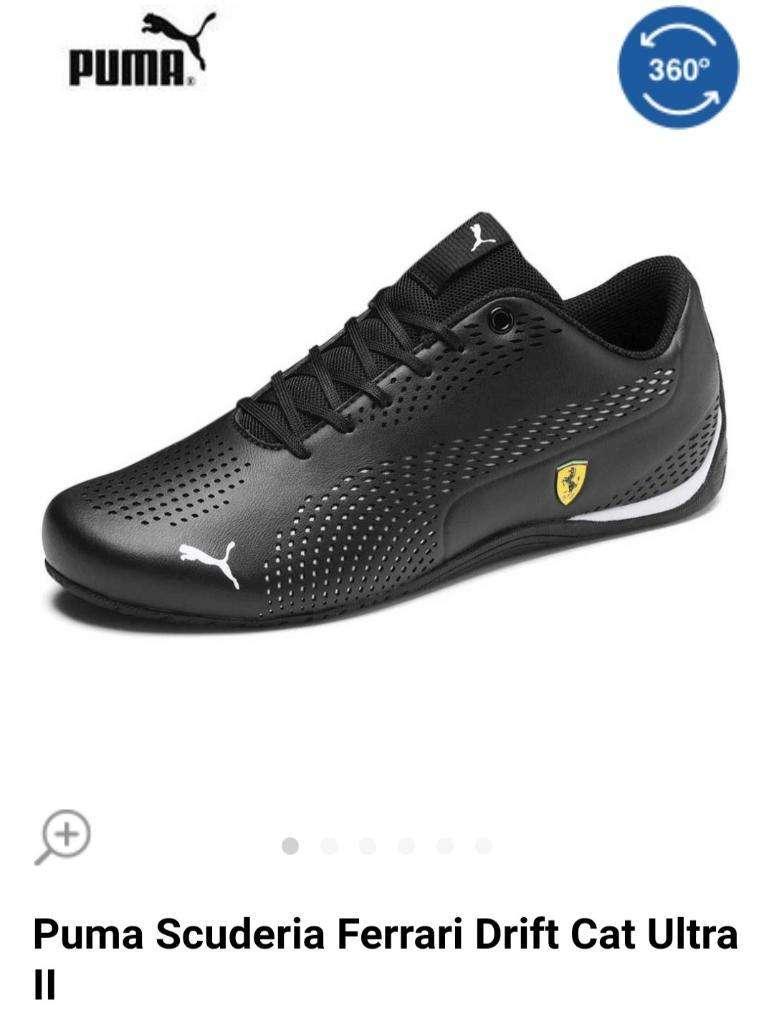 zapatos pumas hombre ferrari