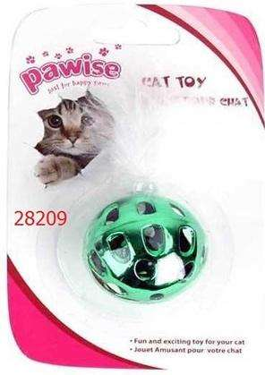 Juguete para gato Marca OAWISE cascabel gato 4 cm