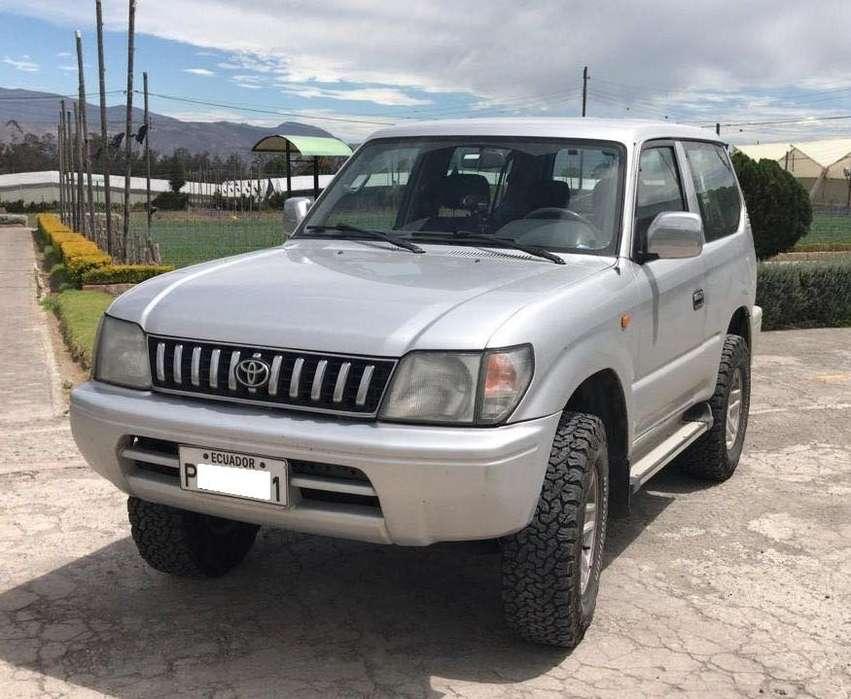 Toyota Prado 2008 - 189000 km