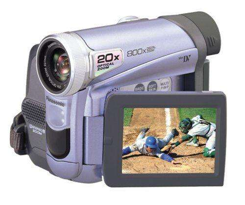 Video Camara Digital Panasonic Pvgs12 como nueva