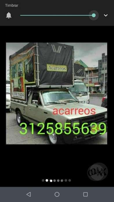 Mudanzas Y Acarreos. 3125855639