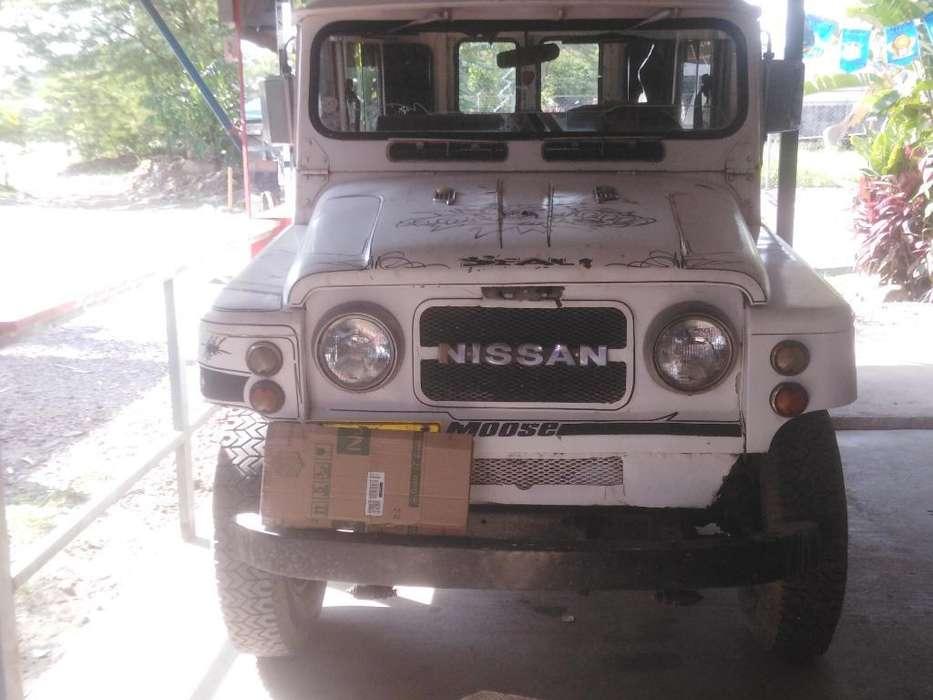 Nissan Patrol  1980 - 200000 km