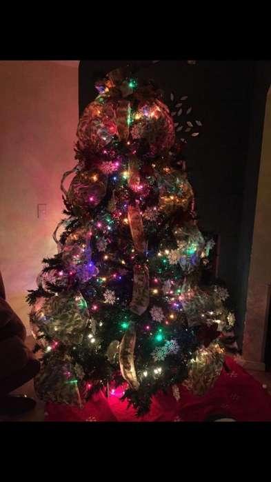 arbol de navidad marca oncor