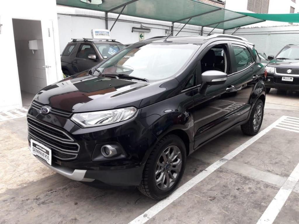 FORD ECOSPORT 2015 1.6 DUAL GLP FREESTYLE MECANICA