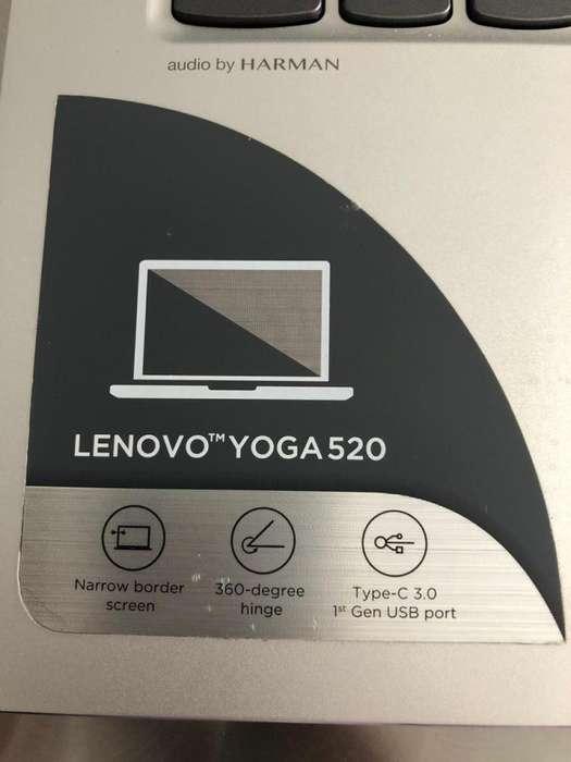 portátil yoga Lenovo de 14
