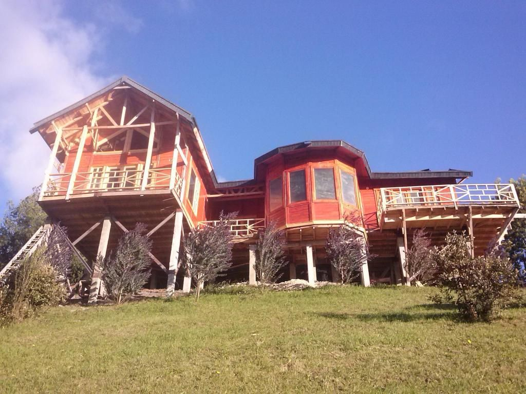 CASAS DE MADERA, DISEÑO Y CONSTRUCCION