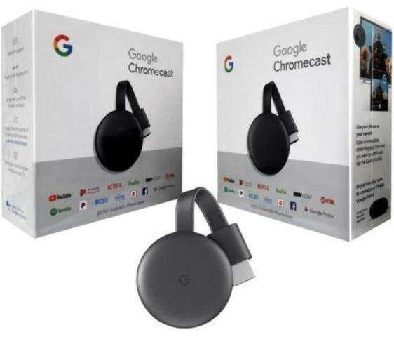 Google Chromecast 3 Netflix 3raa Generacion Garantia Envios
