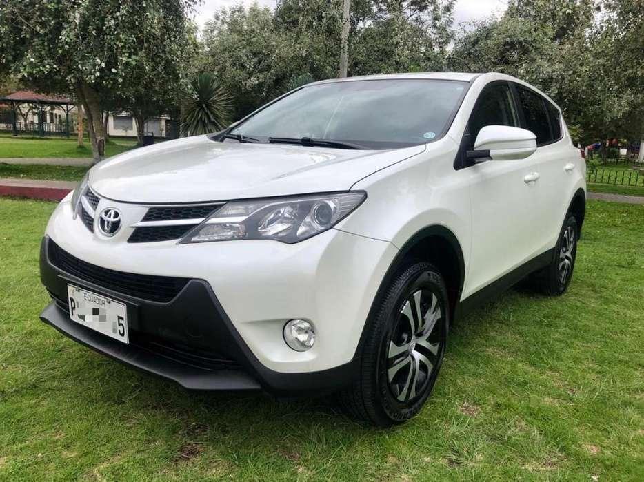 Toyota RAV-4 2013 - 88000 km