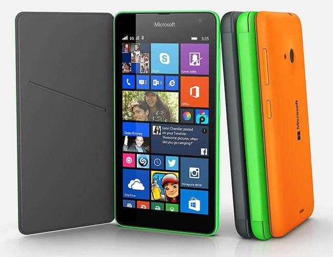 Celular Nokia Lumia 535 Nuevo
